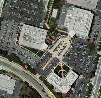 Firmengelände von NetApp in Sunnyvale, Kalifornien