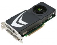 Nicht nur beim Kühlerdesign gleicht die GeForce GTS 250 der GeForce 9800 GTX+.