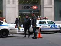 New Yorker Polizei im Einsatz