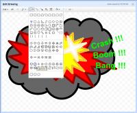 Die Textverarbeitung aus Googles Webdienst Text & Tabellen enthält jetzt ein einfaches Zeichenwerkzeug, einem ausgewachsenen Vektorgrafikprogramm kann dieses aber nicht das Wasser reichen.