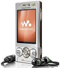 Das W705 punktet nicht nur mit einer umfangreichen Multimedia-Ausstattung, sondern auch mit dem Upload-Beschleuniger HSUPA.