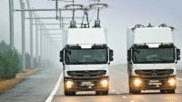 Praxistest von Strom-Lkw auf zwei Strecken ab Ende 2018