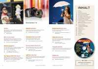 Inhaltsverzeichnis der c't Fotografie 02/2017