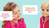 Versteckte Spionage: Spielzeug-Puppe Cayla laut Netzagentur verboten