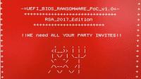 UEFI mit Ransomware infiziert, US-Wahlcomputer gehackt