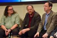 Chris Wilson, Charles McCathie Nevile und Jeff Jaffe