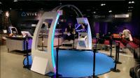 In Viveland in Taipeh probiert HTC neue Arcade-Konzepte für VR aus.