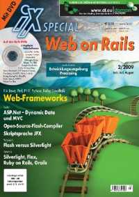 "iX Special ""Web on Rails"""