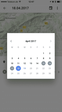 Google Standortverlauf