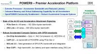 Power9 PCIe 4.0 BlueLink NVLink CAPI 2.0