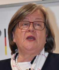 Voßhoff auf dem Symposium