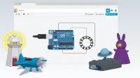 Autodesk legt Electronics Lab und Tinkercad zusammen