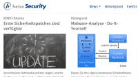 In eigener Sache: Alerts von Heise Security als RSS-Feed abonnieren