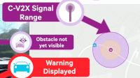 Autovernetzung: Industrieschwergewichte kündigen Feldversuch für Cellular Vehicle-to-Everything an
