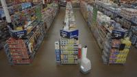 Walmart-Roboter kommt bei Mitarbeitern gut an