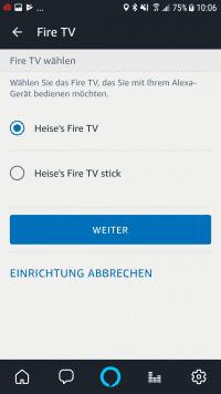 Wer mehrere Echos und Fire TVs besitzt, muss in der Alexa-App Ordnung ins Chaos bringen.