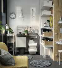 Nix Realität: Diese Ikea-Kücheneinrichtung ist per Raytracing im Computer entstanden.