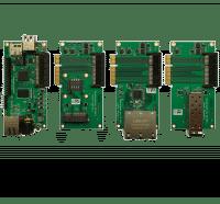 Mit den Mox-Modulen stimmt man den Router individuell ab.