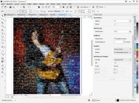 Der PhotoCocktail-Effekt erzeugt Mosaike aus mehreren Fotos.