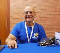 David A. Patterson auf dem RISC-V Workshop Barcelona