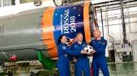 Alexander Gersts zweiter ISS-Flug: Raketenstart im Zeichen der Fußball-WM