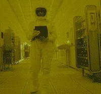 Zum endgültigen Schluss: Hier gibt es nichts zu raten - erstes Intel-Bunnybild zur Vorstellung des Pentium II anno 1997