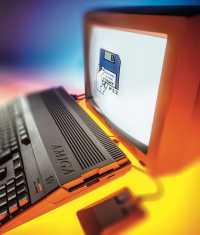 Ein Amiga 500