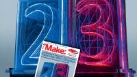 LED-Nixie Detail + Make 4/18