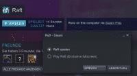Raft auf Linux