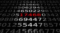 ENIAC 17.468 Röhen für den ersten vollelektronischen Computer