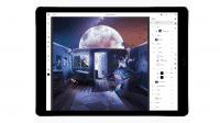 iPad Pro Photoshop