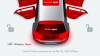 Volkswagen: Auto aufsperren mit Siri