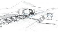 Konzept: Einschienenbahn für brachliegende Strecken