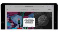 Safari auf dem iPad