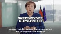 Merkel: Jeder Einzelne für Sicherheit im Internet verantwortlich