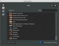 Lutris 0.5: GOG.com Import