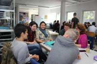 Räumlichkeiten der New Austrian Coding School