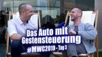 c't uplink MWC Tag 3: BMWs Gestensteuerung und Seats E-Gokart