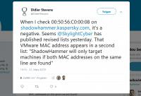 Didier Stevens / Twitter