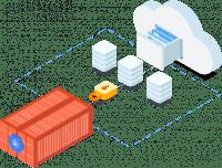 Die GKE Sandbox isoliert einzelne containerisierte Workloads.