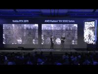 Wenn die Demo ein Anhaltspunkt ist, zielt AMD mit der Radeon RX 5700 auf Nvidias GeForce RTX 2070.