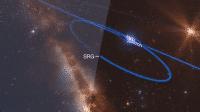 Teleskop eRosita auf dem Weg ins All - Dunkler Energie auf der Spur