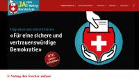 Es wird noch enger fürs Schweizer E-Voting