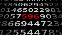 Zahlen, bitte! 596 Kilometer: ein Date mit mit Halley
