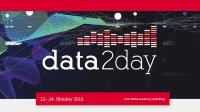 data2day 2019: Jetzt mit Vortrag oder Workshop für die deutsche Data-Konferenz bewerben