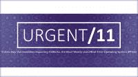 """""""Urgent/11"""": 11 kritische Schwachstellen im Betriebssystem VxWorks behoben"""