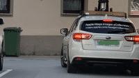 Straßenerfassung: Apple-Autos in Deutschland entdeckt