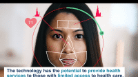 Mit einem Selfie den Blutdruck messen