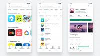 Googles Play Store wird aufgehübscht
