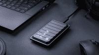 WD Black P50: Erste externe SSD mit USB 3.2 Gen 2x2